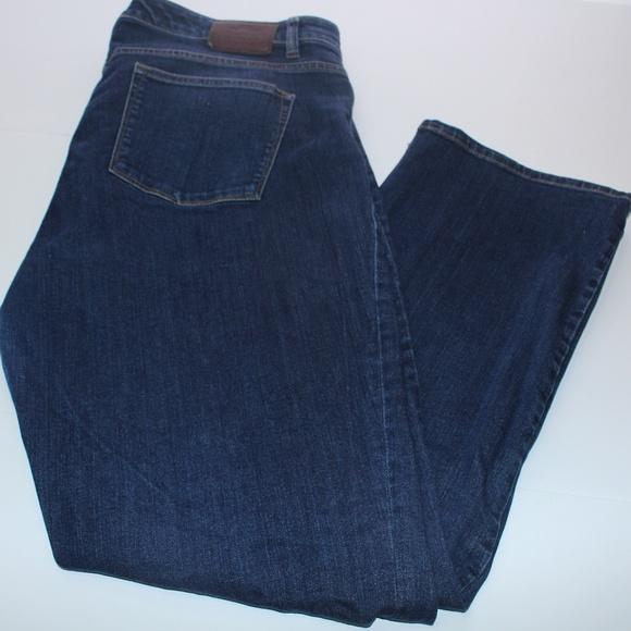 LRL Ralph Lauren Jeans Drk Wash High Rise Jeans 18